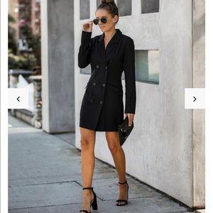Vici Blazer dress